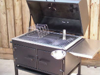 Bbq Charcoal Grill Pits Houston Barbecue Pit Smokers
