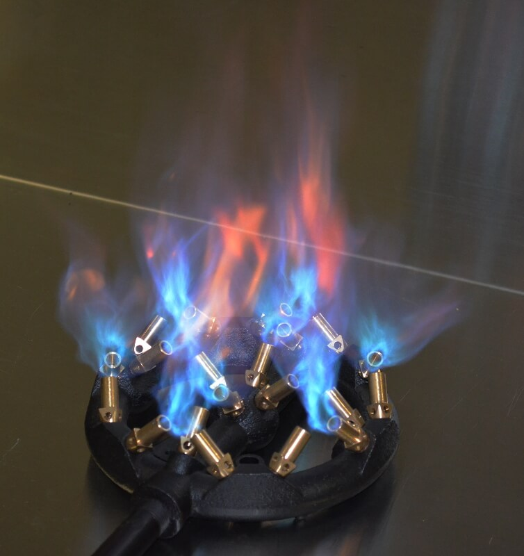 20 jet natural gas jet burner