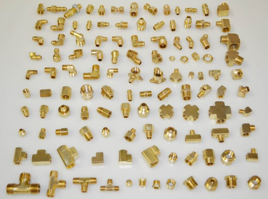 Brass fittings values nipples disposable cylinder