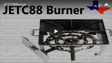 19in Diameter Jet Burner