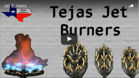 Cast Iron Jet Burners