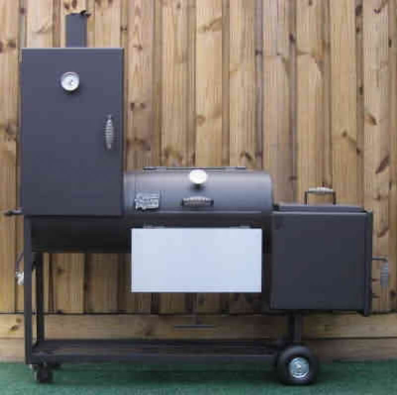 1628CC Deluxe BBQ Smoker Pit
