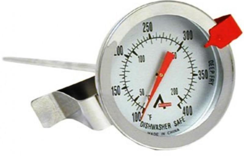"ADCRAFT Turkey Deep Fry Temperature Gauge with 12 1/2"" Probe"