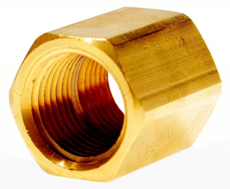 1/4 Female Extruded NPT Coupling