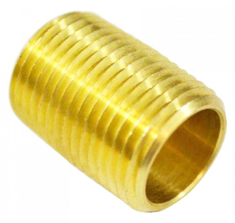 Brass Close Pipe Nipple