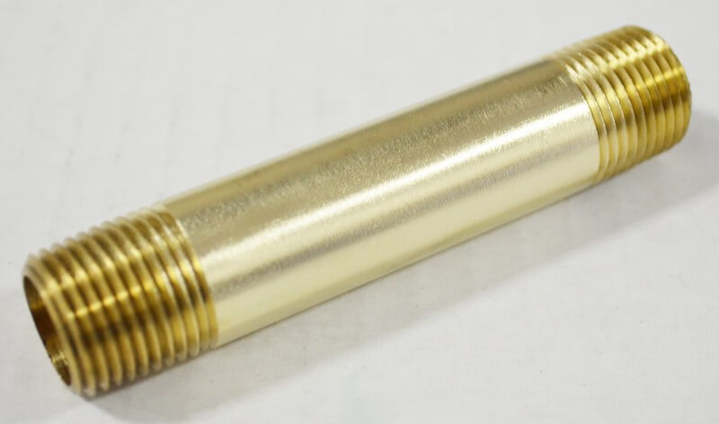 "1/2"" Brass Pipe Nipple"