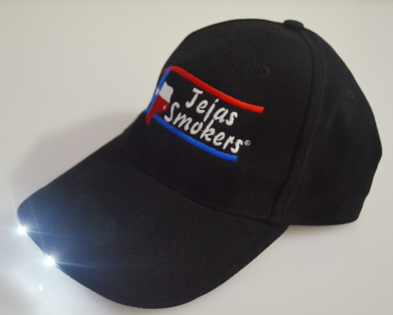 Tejas Smokers L.E.D. Cap