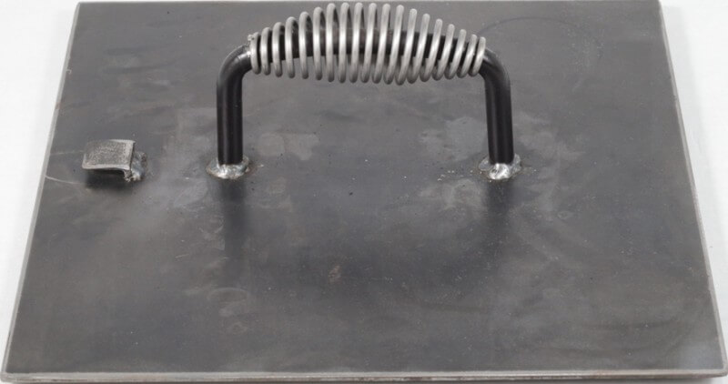 Bacon Press with Stainless Steel Spring  Handle