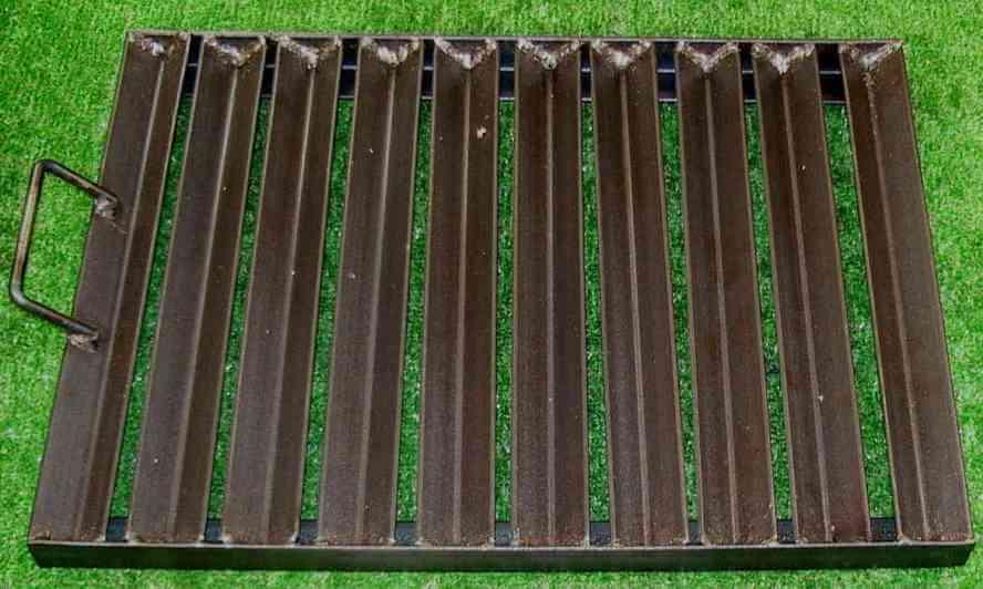 model 2454XL charcoal rack