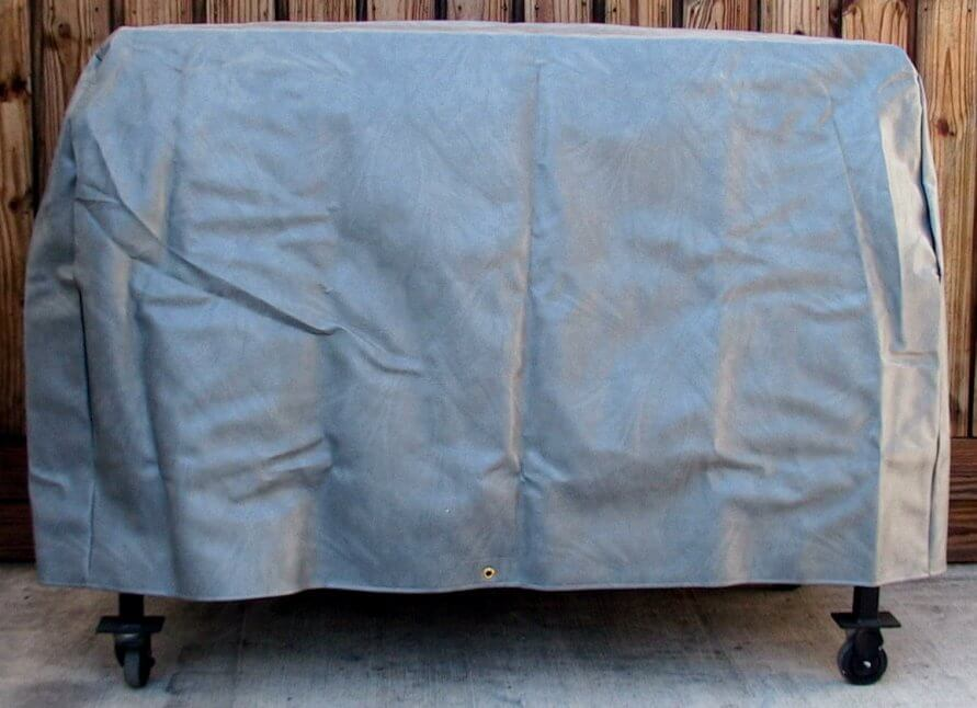 optional premium vinyl cover for model 2454XL charcoal grill