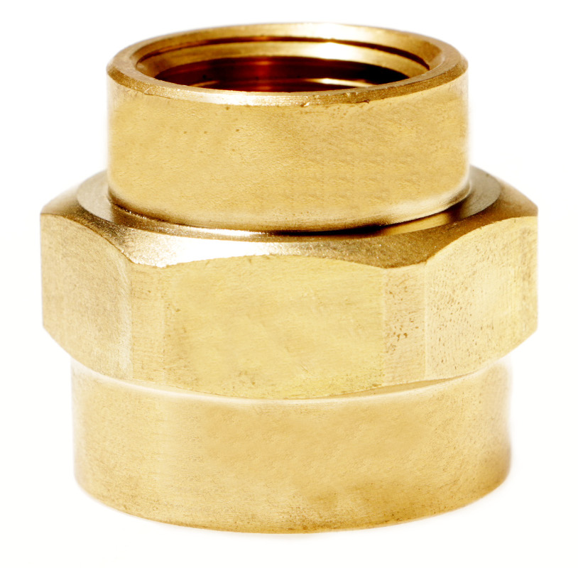 Female Extruded NPT Coupling