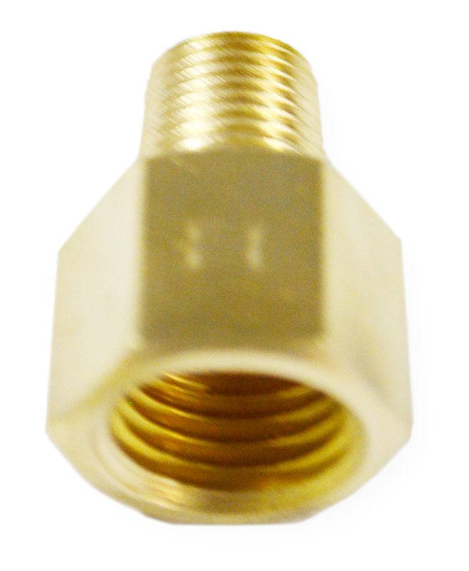 Male NPT x Female NPT 180°  Orifice Fitting  Size  #61