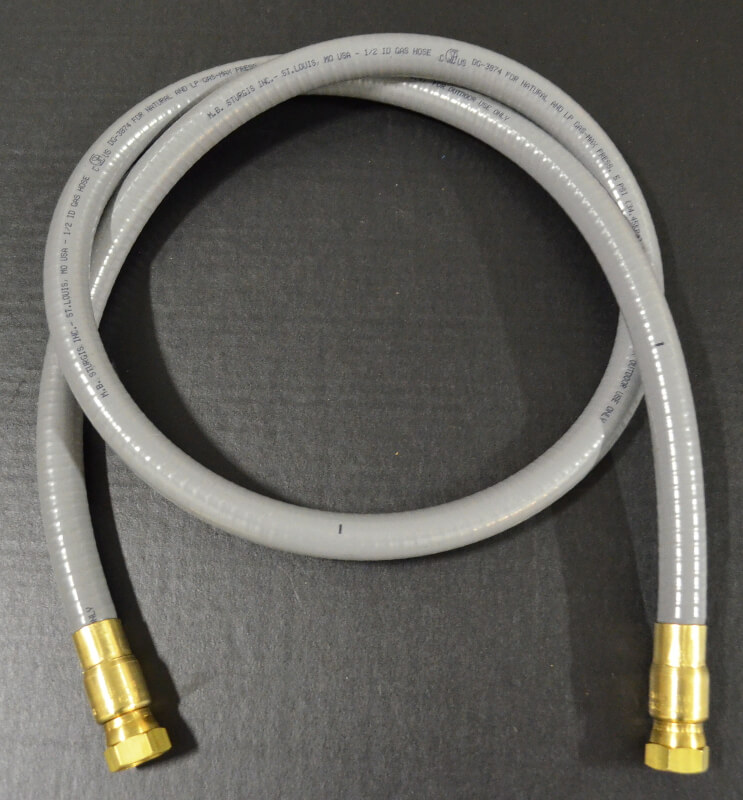 Strip wound Low Pressure Hose 1/2in ID