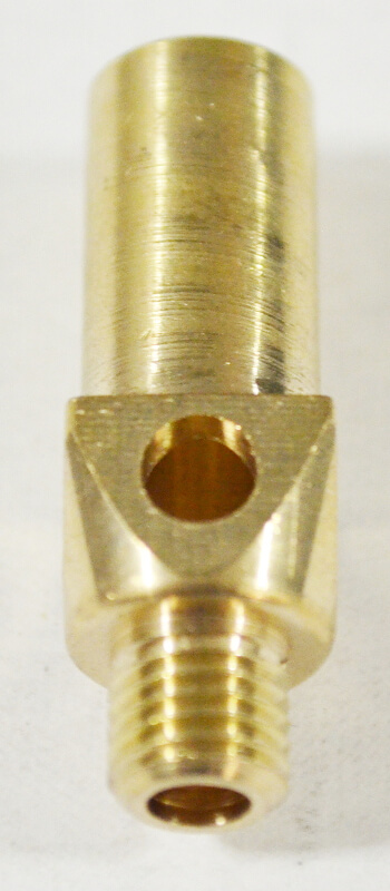 Jet Burner Brass Orifice Tip -  Orifice Fitting