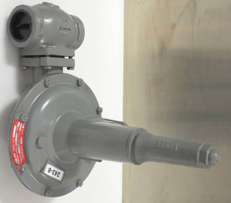 how to install quick connect fitting gas