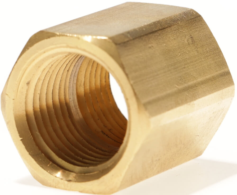 Female NPT Extruded Coupling