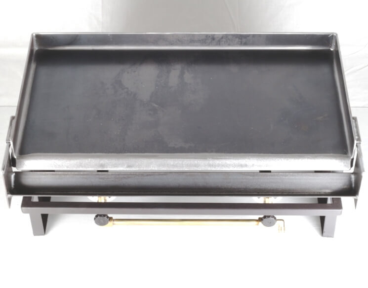 Medium Griddle on Hot Plate