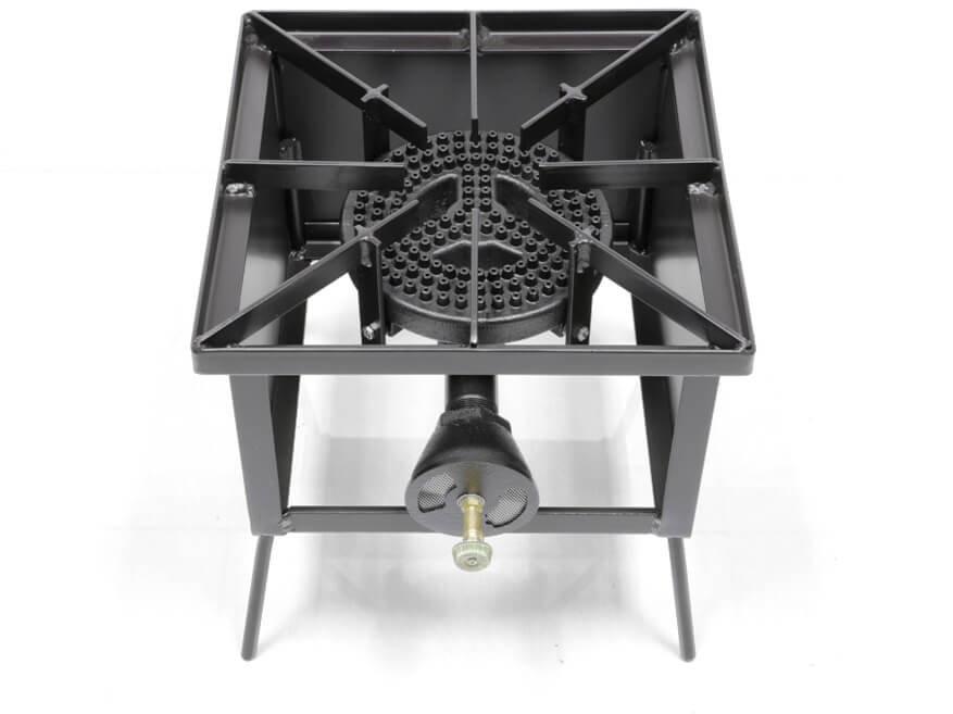 80,000 Btu/hr Single Burner Cooker Stand