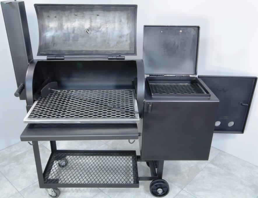 1628 Bbq Smoker Pit In Houston Texas Firebox Grill