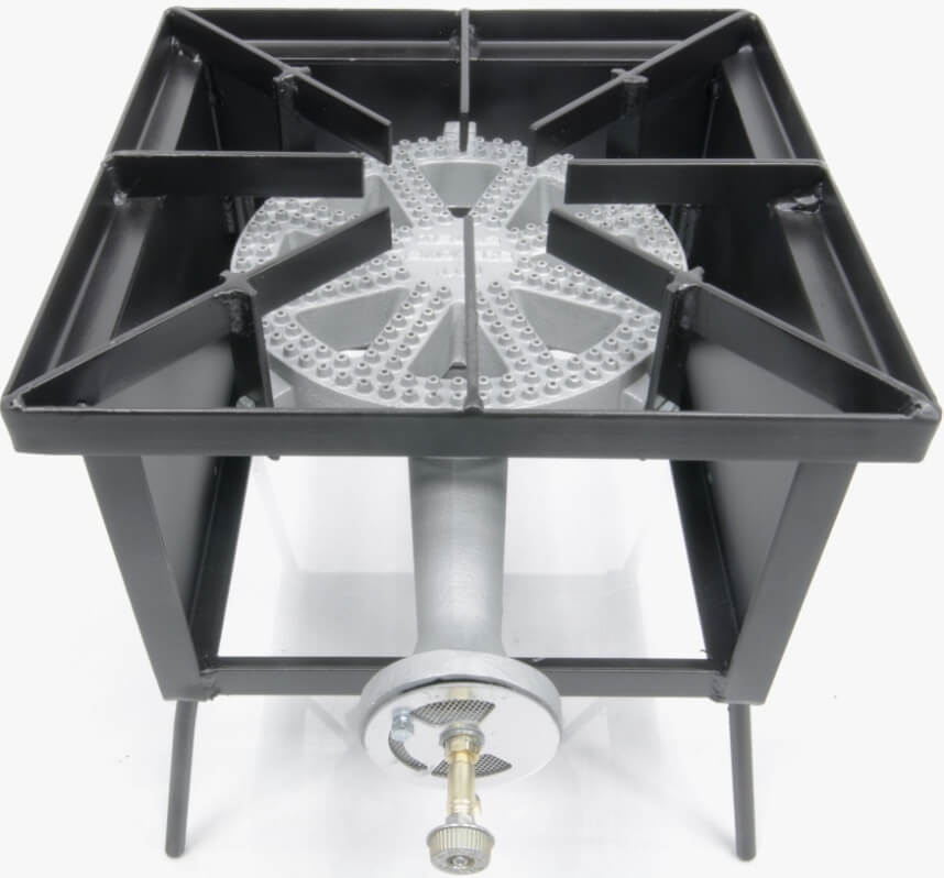 100,000 Btu/hr Single Burner Cooker Stand