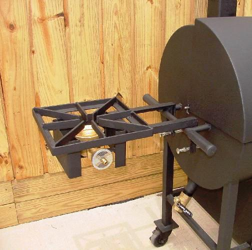 how to cook fish on bbq pit
