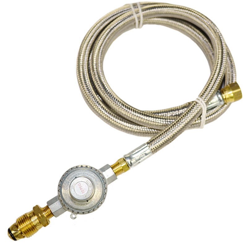 COM1 with Optional Stainless Steel hose